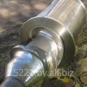 Восстановления комплектующих для узлов механической обвалки прессов типа LIMA AM2C ( Ротор, насос, запорный конус, подающий шнек) фото