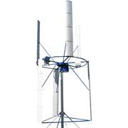Вертикальный ветрогенератор фото