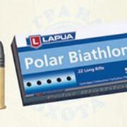 """Патр.(22LR) """"POLAR BIATHLON"""" (2,59г) (LAPUA) фото"""