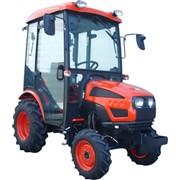 Мини-трактор KIOTI CK22cab с отапливаемой кабиной фото