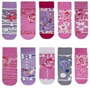 Носки для девочек Смешарики фото