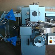 Оборудование упаковочное горизонтальное для завертки карамели и конфет в перекрутку фото