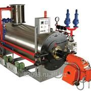 Горизонтальный парогенератор D05-1500 фото