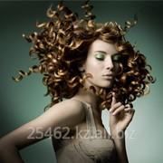 Химзавивка волос фото