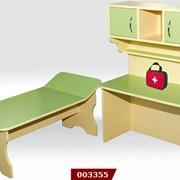 """Мебель детская игровая """"Больница"""", детская мебель, мебель в детский сад, мебель в садик, детские сады фото"""