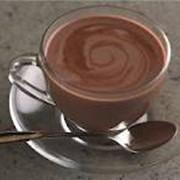 Шоколад горячий фото