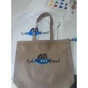Печать (брендирование) рекламных сумок фото