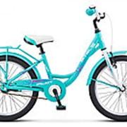 """Велосипед Stels Pilot-220 Lady 20"""" (12"""" Бирюзовый), арт. V010 фото"""
