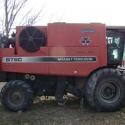 Зерноуборочный комбайн Massey Ferguson 9790 б/у фото