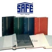 Альбом для марок кляссер 16 страниц - SAFE Standard фото