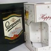 Промоупаковка для пива фото
