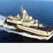 Корабль ракетный фото