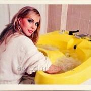 Ванна для рук нафталановая. фото