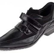 Обувь кожаная детская, подростковая Модель 21191 фото