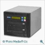 Дубликатор компактный CD дисков Microboards QD-52 фото