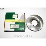 Диск переднего тормоза KGC, кросс_номер 96284392 фото