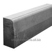 Бордюрный камень БР-80-20-8 фото