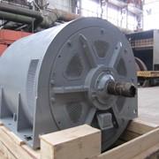 Электродвигатель синхронный СДЭ 2-17-69-8, 2500кВт, 6000В фото