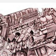 Ремонт дизельных двигателей марок: ЗА-6Д49, ПД-1М, K6S310DR, всех модификаций и других агрегатов тепловозов фото