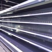 Холодильная горка / витрина RIO 3 MF 85/200 250S , (+2/+4С), 2500x867x2000H, R 404, подсветка козырька фото