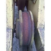Ремонт колес, кранов мостовых и козловых, кран-балок фото