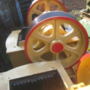 Дробилка щековая PE 400х600, 2009г.в., новая фото
