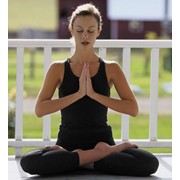 Йога. фото