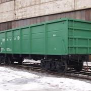 Полувагоны грузовые, Полувагоны грузовые купить, Полувагоны, Полувагоны купить, Полувагоны грузовые в Алматы фото