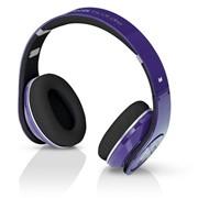 Studio Beats by Dr. Dre наушники полноразмерные проводные, Hi-Fi, оголовье, Фиолетово-чёрный фото