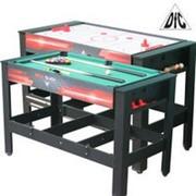 Игровой стол DFC DRIVE 2 в 1 трансформер ES-GT-48242 фото