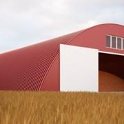 Зернохранилища бескаркасные, строительство в Молдове фото