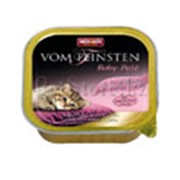 Корм Animonda Vom Feinsten Baby-Pate паштет (в лотке) для котят 100 гр фото