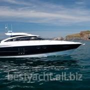 Яхты моторные, яхта Princess V52 фото