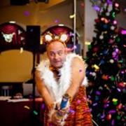 Организация новогодних праздников фото