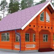 Комплекты деревянных домов, бань фото