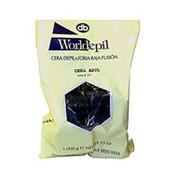 Worldepil Воск горячий азуленовый Worldepil - 3040202001 1 кг фото