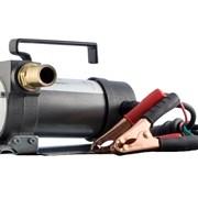 Насос для перекачки дизельного топлива 24В БелАК  фото