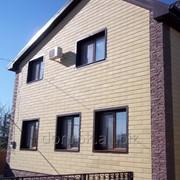 Сайдинг фасадный каменный от Донрок для утепления и облицовки фасадов. фото