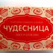 Маргарин Чудесница универсальный 55% 180 гр (в кор.50 шт) фото