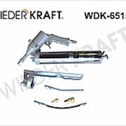 WDK-65156 Wiederkraft Шприц для консистентных смазок универсальный фото