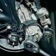 Колодки тормозные передние фото