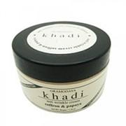 """Крем против морщин с шафраном и папайей """"Indian Khadi"""" день, 50 г фото"""