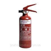 Огнетушитель порошковый (ОП-1) ВП-1 фото