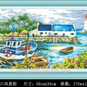 "Набор для рисования камнями ""Тихая гавань"" 7440 фото"