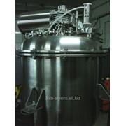Реактор-Смеситель для компаундов V= 8 м3 фото