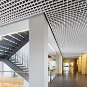 Металлический подвесной потолок Griliato Грильято фото