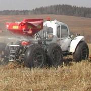Внесене КАС-32 самоходными агротехническими комплексами Роса фото