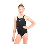 Купальник спортивный Arena Solid Swim Pro Jr арт.2A26355 р.12-13 фото