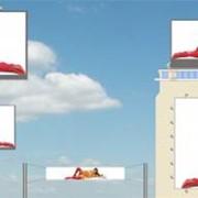 Размещение сетевое наружной рекламы фото