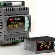 Контроллер на DIN рейку Carel DN33F0EA00 с функцией умной оттайки фото